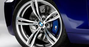 BMW planeja lançar rodas de fibra de carbono