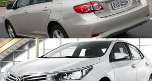 Corolla atual sai de linha; nova geração chega ao Brasil em março