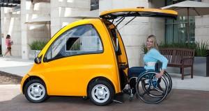 Veículo para cadeirantes permite maior acessibilidade e independência