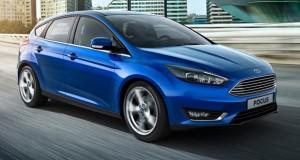 Ford apresenta novo Focus que será lançado em Genebra