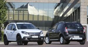 Renault lança série limitada Sandero Stepway Tweed com inspiração vintage