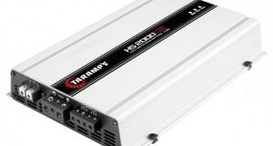 Conheça o HS 2000X3,  novo amplificador da Taramps