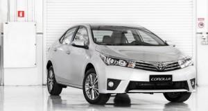 Toyota bate recorde no semestre e vende 5 milhões de unidades no mundo todo