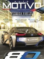 Capa da edição 80 da revista AutoMOTIVO