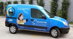 Quantum oferece treinamentomóvel personalizado nas lojas