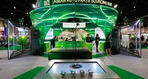 Feira de Acessórios na Tailândia teve como foco a indústria e o meio ambiente