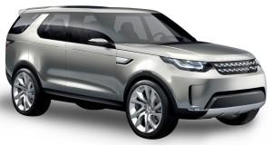 Land Rover Vision Discovery Concept: Um show de tecnologia de ponta