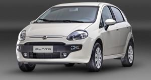 Fiat lança novo Punto 2015 com mais itens de série