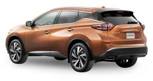 Conheça o Murano, o SUV topo de linha da Nissan