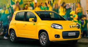 No embalo da Copa, Fiat lança o Uno Rua