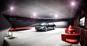 Audi inaugura espaço para cliente e entusiastas da marca na rua Oscar Freire