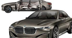 Vision Luxury Concept:  A visão do futuro da BMW
