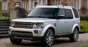 Com poucas mudanças, Land Rover lança Discovery 2015