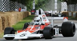 McLaren comemora 40 anos do primeiro título da F1 com Emerson Fittipaldi