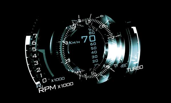 Painel de instrumentos digital para veículos