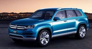 VW CrossBlue será produzido a partir de 2016