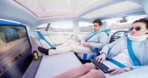 Estudo indica que até 2023 carros não terão volante e pedais