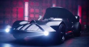 Hot Wheels cria carro do Darth Vader em tamanho real. Veja o vídeo!