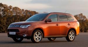 Mitsubishi convoca recall de 1.481 unidades