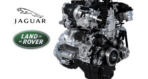 Jaguar Land Rover lança nova família de motores