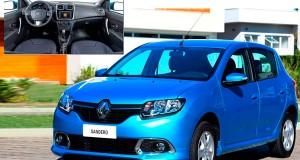 Campeão de vendas da marca, Renault lança o novo Sandero