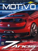 Capa da edição 84 da Revista AutoMOTIVO