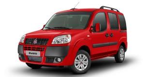 Fiat apresenta Doblò 2015