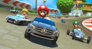 Mercedes-Benz está no novo game Mario Kart 8