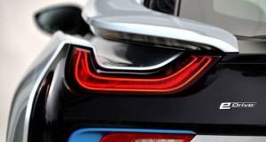 Confira mais fotos dos detalhes da esportiva BMW i8