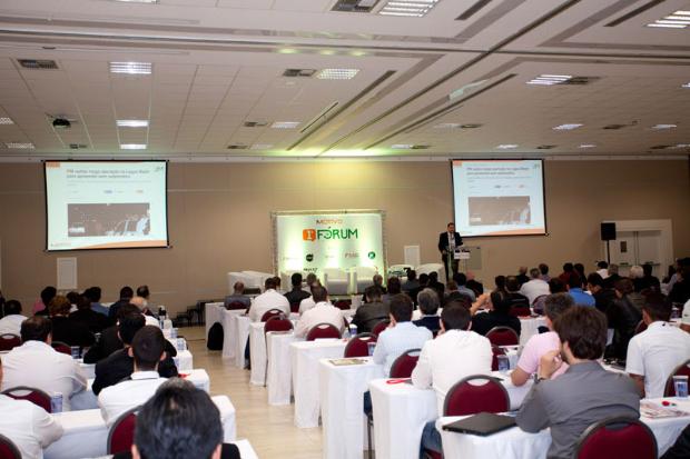 O presidente da ANAFIMA, Daniel Alves, falou da postura da entidade e do mercado de som durante o 1º Fórum do Mercado de Som e Acessórios promovido pela revista AutoMOTIVO