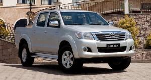 Toyota lança nova versão Flex da Hilux