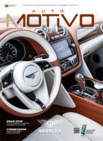 Capa da edição 105, de Junho de 2016, da revista AutoMOTIVO