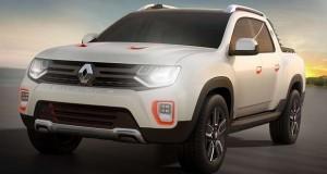 Show car Duster Oroch mostra base para futura pick-up da Renault
