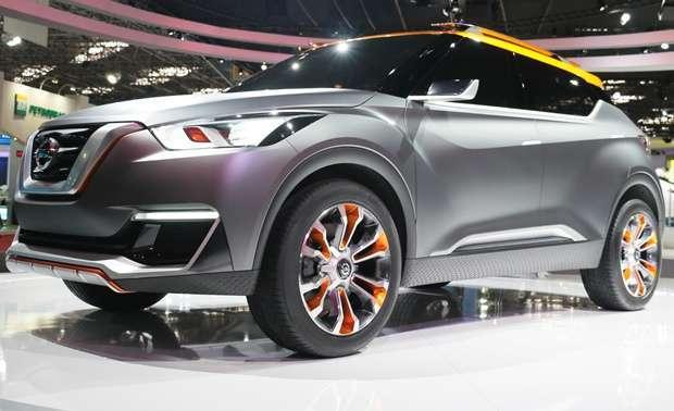 Nissan Kicks Concept pode servir de inspiração para fabricantes, varejistas e instaladores de acessórios automotivos