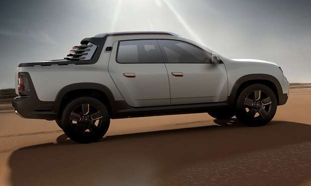 Concept Renault Duster Oroch