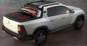 Duster Oroch – uma pick-up conceito inspirada no SUV da marca