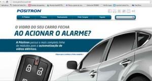 Novo site da Pósitron integra toda a  empresa ao ambiente online