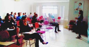 Shekparts realiza treinamento de vendas