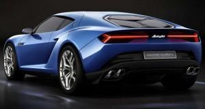 Lamborghini Asterion: experimentando novos conceitos