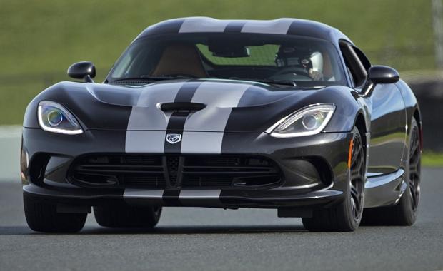 2015 Dodge Viper SRT GTS