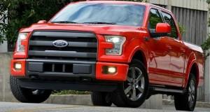 Confira fotos dos detalhes da nova pick-up Ford F150