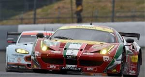 Emerson Fittipaldi volta às pistas numa Ferrari