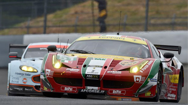 Ferrari ACorse FIA WEC Championship