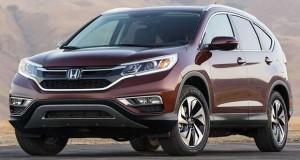 Novo Honda CRV é apresentado nos Estados Unidos