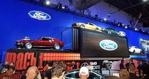 Confira os Mustangs que foram destaque no SEMA Show 2014