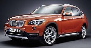 BMW X1passa a ser produzida no Brasil