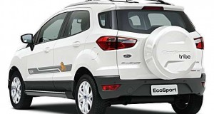 Ford EcoSport ganha kit de acessórios Tribe como opção