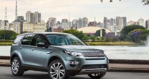 Jaguar Land Rover começa construção de fábrica brasileira