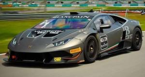 Lamborghini Blancpain Super Trofeo, um show de estilo e velocidade