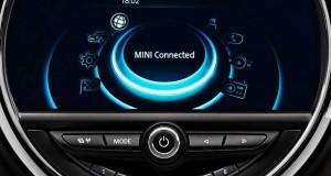 A eletrônica ajuda o motorista no MINI